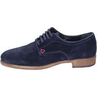 Obuća Muškarci  Derby cipele Triver Flight Classiche Camoscio Blu