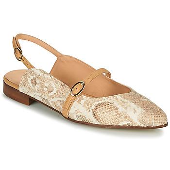 Obuća Žene  Balerinke i Mary Jane cipele Fericelli SUSANNA Bijela