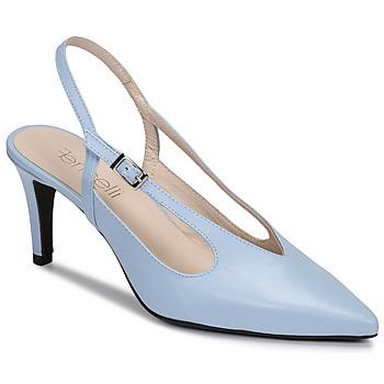 Obuća Žene  Salonke Fericelli TIBET Blue