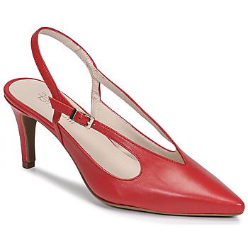 Obuća Žene  Salonke Fericelli TIBET Red