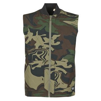 Odjeća Muškarci  Kratke jakne Levi's BIXBITE DEMITASSE Kaki