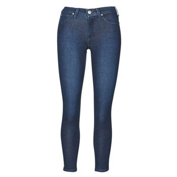 Odjeća Žene  Skinny traperice Lee SCARLETT WHEATON Blue