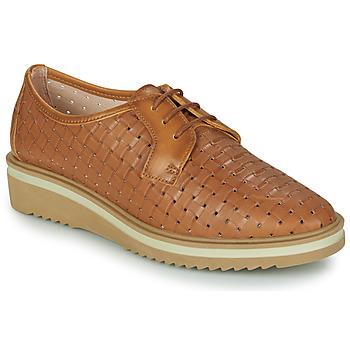 Obuća Žene  Derby cipele Hispanitas NICOLE Smeđa