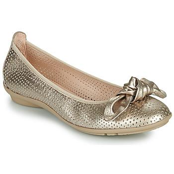 Obuća Žene  Balerinke i Mary Jane cipele Hispanitas CAPRI Gold