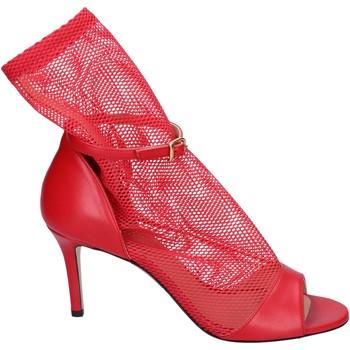 Obuća Žene  Sandale i polusandale Stephen Good Sandali Pelle Tessuto Rosso