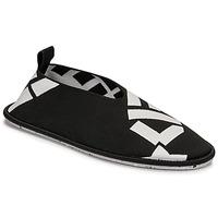 Obuća Žene  Balerinke i Mary Jane cipele Kenzo K-KNIT SLIP-ON RECYCLED KNIT Crna