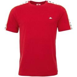Odjeća Muškarci  Majice kratkih rukava Kappa Hanno Red