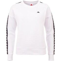 Odjeća Muškarci  Sportske majice Kappa Hanka Bijela