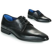 Obuća Muškarci  Derby cipele Azzaro VILLAGE Crna