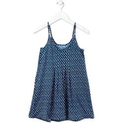 Odjeća Djevojčica Kratke haljine Losan 714 7017AB Plava