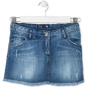 Odjeća Djevojčica Suknje Losan 714 7024AB Plava