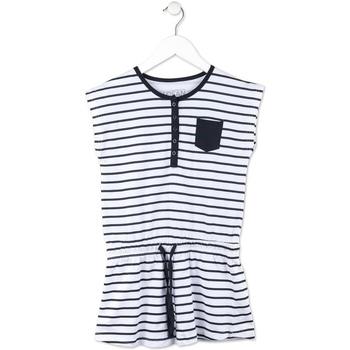 Odjeća Djevojčica Kratke haljine Losan 714 7044AB Plava