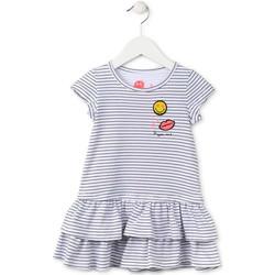 Odjeća Djevojčica Kratke haljine Losan 716 7065AD Plava
