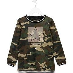 Odjeća Djevojčica Kratke haljine Losan 724 7012AB Zelena