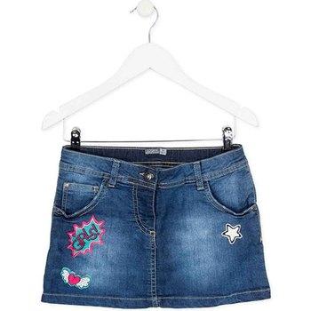 Odjeća Djevojčica Suknje Losan 724 7008AB Plava
