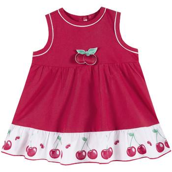 Odjeća Djevojčica Kratke haljine Chicco 09003398000000 Crvena