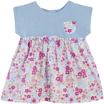 Odjeća Djevojčica Kratke haljine Chicco 09003412000000 Plava