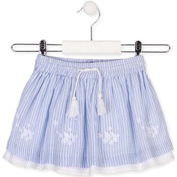 Odjeća Djevojčica Suknje Losan 016-7060AL Plava