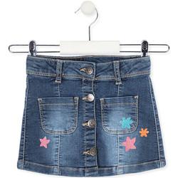 Odjeća Djevojčica Suknje Losan 016-7061AL Plava