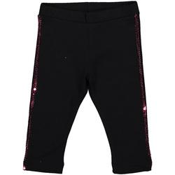 Odjeća Djevojčica Tajice Melby 20F2061 Crno