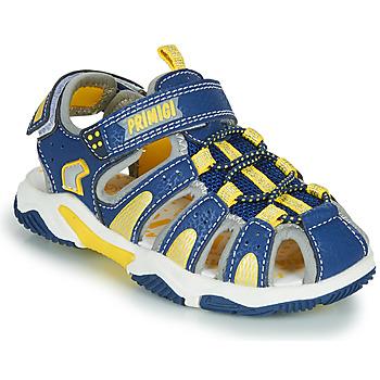 Obuća Dječak  Sportske sandale Primigi ISMAEL Blue / Žuta