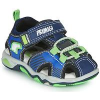 Obuća Dječak  Sportske sandale Primigi DINNO Blue / Zelena