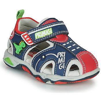 Obuća Dječak  Sportske sandale Primigi ANIS Blue / Red / Zelena