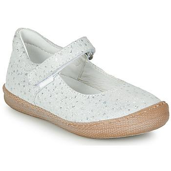 Obuća Djevojčica Balerinke i Mary Jane cipele Primigi BIANCA Bijela / Sedefasta