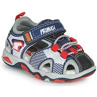 Obuća Dječak  Sportske sandale Primigi HIMAN Siva / Blue / Red