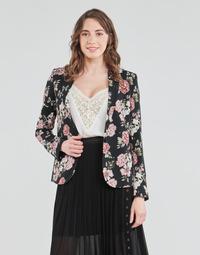 Odjeća Žene  Jakne i sakoi Ikks BS40045-02 Crna
