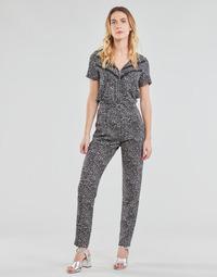 Odjeća Žene  Kombinezoni i tregerice Ikks BS32005-02 Crna