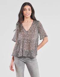 Odjeća Žene  Topovi i bluze Ikks BS11135-02 Siva
