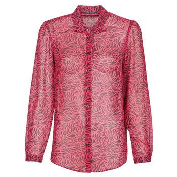 Odjeća Žene  Košulje i bluze Ikks BS12155-38 Raspberry
