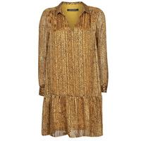 Odjeća Žene  Kratke haljine Ikks BS30195-75 Bärnsten