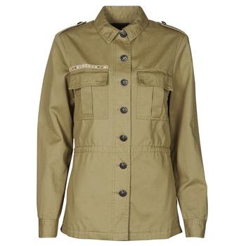 Odjeća Žene  Jakne i sakoi Ikks BS41045-55 Zelena / Pacific