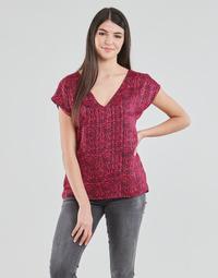 Odjeća Žene  Topovi i bluze Ikks BS11355-38 Raspberry