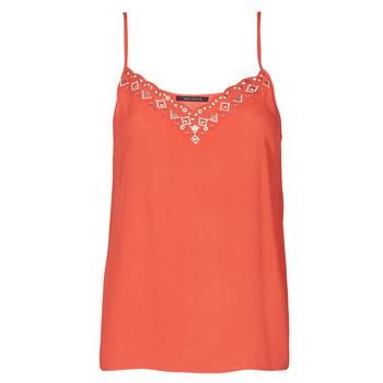 Odjeća Žene  Majice s naramenicama i majice bez rukava Ikks BS11195-36 Red