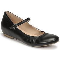 Obuća Žene  Balerinke i Mary Jane cipele Casual Attitude OLIVIA Crna