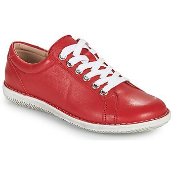 Obuća Žene  Derby cipele Casual Attitude OULETTE Red