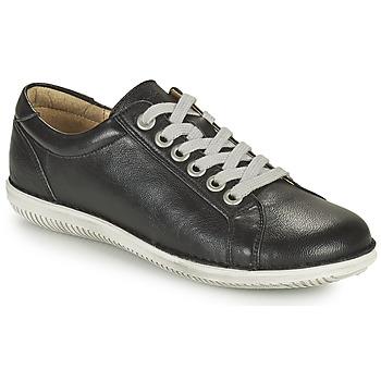Obuća Žene  Derby cipele Casual Attitude OULETTE Crna