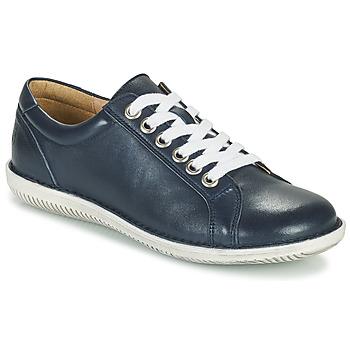 Obuća Žene  Derby cipele Casual Attitude OULETTE Blue
