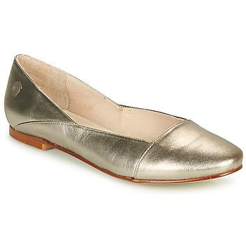 Obuća Žene  Balerinke i Mary Jane cipele Casual Attitude TOBALO Brončana
