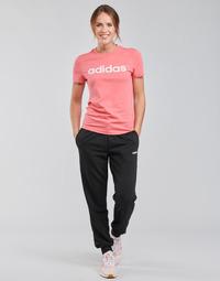 Odjeća Žene  Donji dio trenirke adidas Performance W E PLN PANT Crna