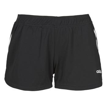 Odjeća Žene  Bermude i kratke hlače adidas Performance W D2M 3S KT SHT Crna