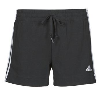 Odjeća Žene  Bermude i kratke hlače adidas Performance W 3S SJ SHO Crna
