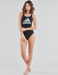 Odjeća Žene  Jednodijelni kupaći kostimi adidas Performance SH3.RO BOS S Crna