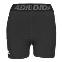 Odjeća Žene  Bermude i kratke hlače adidas Performance TF SHRT 3 BAR T Crna