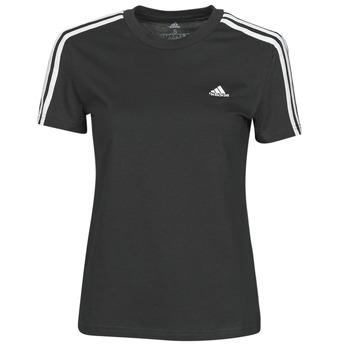 Odjeća Žene  Majice kratkih rukava adidas Performance W 3S T Crna
