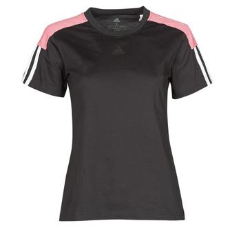 Odjeća Žene  Majice kratkih rukava adidas Performance W CB LIN T Crna