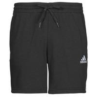 Odjeća Muškarci  Bermude i kratke hlače adidas Performance M 3S FT SHO Crna